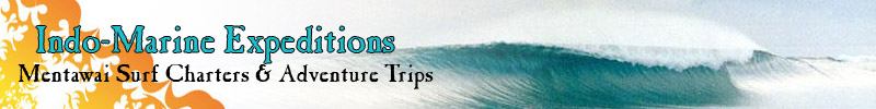 Mentawai Surf Charters - Indo Marine Expeditions