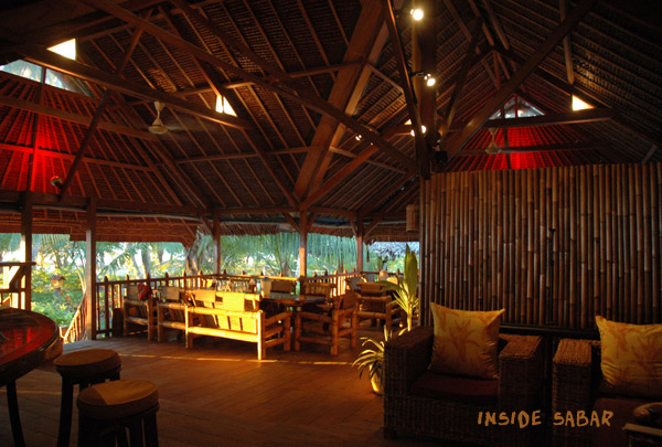 WavePark Mentawai Surf Resort Bar