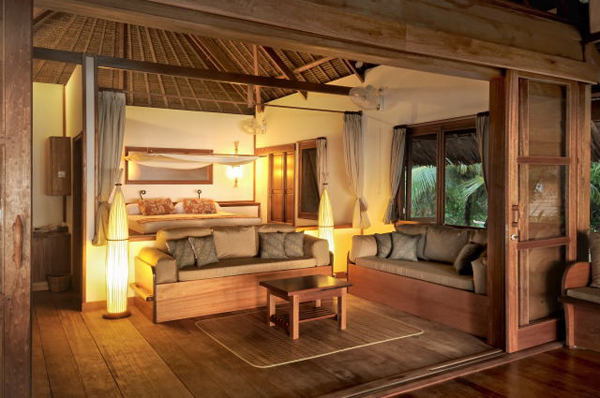 WavePark Mentawai Surf Resort Bungalow