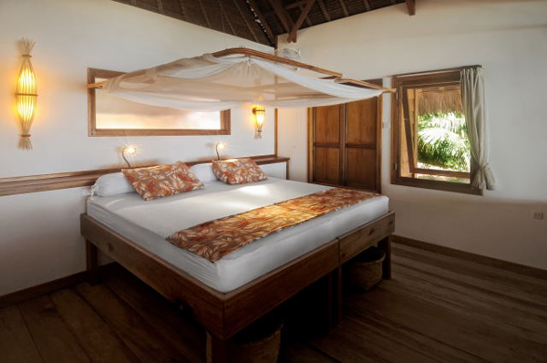 WavePark Mentawai Indonesia Surf Resort Bedroom